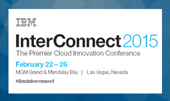 10 Reasons not to Miss IBM InterConnect 2015